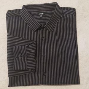 MEN'S APT. 9 Longsleeves Button-down Dress shirt